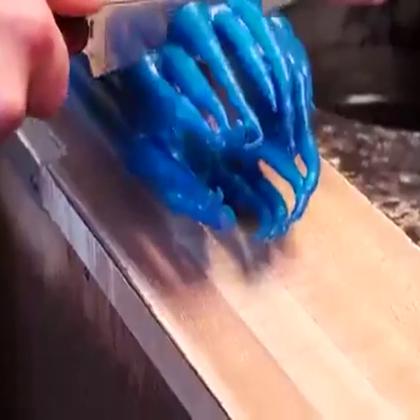 原来手工蜡是这样做出来的