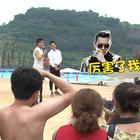 """近日,#""""跳水王子""""田亮来到重庆#参加#重庆玛雅海滩水公园#的开幕活动,身为重庆娃的他不仅现场#用重庆话打起了招呼#,还称在家里也会跟孩子说一些家乡话的呢,这乡音自然是不能改的嘛!"""
