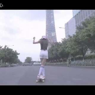 战翼樱花没有樱花🌸 未完待续 ( )#长板##长板dancing##长板女孩#