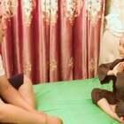 #宝宝##搞笑宝宝# 工作了一天大家辛苦啦!😘😘 来个笑话吧😱😱 解解婵😂😂😂