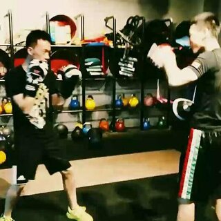 #运动##拳击#时隔一年再次打回拳击,fighting!!!👊