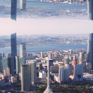 航拍大连「那一座叫故乡的城」 原创视频微信公众号:蘑菇与阿由,感谢关注#大连##航拍#