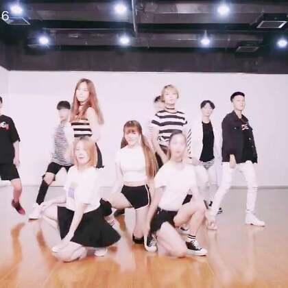 A&G练习室舞蹈