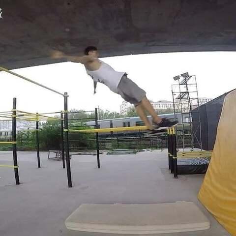 【UM大盛美拍】恢复恢复体操项目。#美拍运动季#...