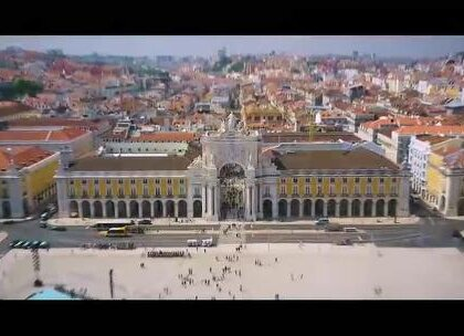 世界上最壮丽的自然港口,葡萄牙首都——里斯本!关注【拍秀旅行】微信公众号,获得更多#旅行#咨询。