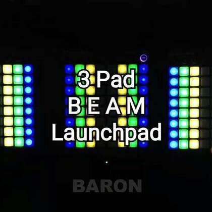 Mako-Beam 很好听的一首歌 k神的工程 希望大家喜欢~ ❤❤❤工程下载地址:http://abletive.com/sharing/launchpad-live-sets/mako-beam%EF%BC%88smk2pro%EF%BC%89 #音乐##launchpad##游戏#