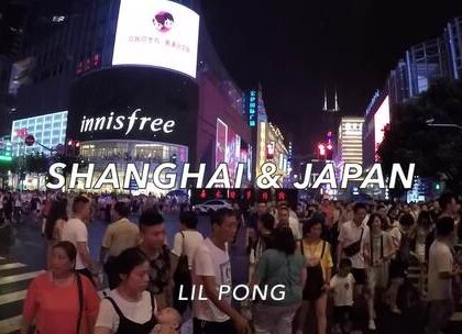 这里是Lil Pong的上海+日本甩手之旅 您将收看到丑陋的我以及粗糙的剪辑。不喜欢的千万别点进来😊 感恩的心!! #带着美拍去旅行##waacking##舞蹈#