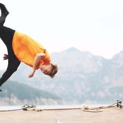 《西海岸》高家雯作品 #美拍运动季##运动##跑酷#