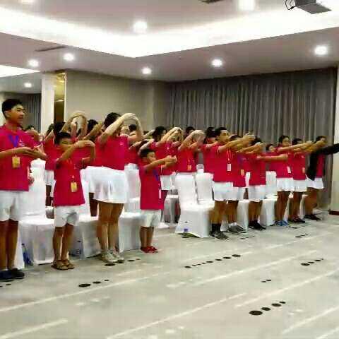 【五运美拍】国外华裔少年夏令营精采瞬间