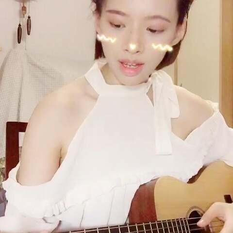 吉他弹唱 moon river 音乐视频 SilenceVlog的美拍