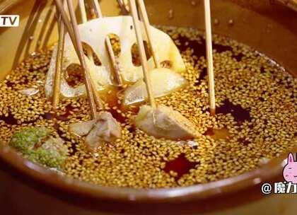 你们吃钵钵鸡都喜欢涮什么#魔力美食##川菜##辣味#