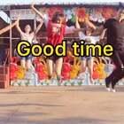 放飞自我的#good time#💥编舞:Tina boo❤#舞蹈##我要上热门#@美拍小助手 @舞蹈频道官方账号