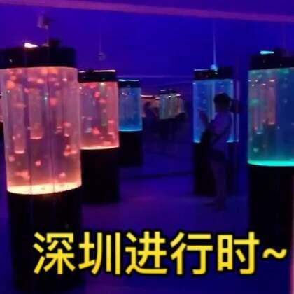 虽然天气挺热的,不过也还挺好玩的,大号随时直播哟😬~#带着美拍去旅游##深圳#