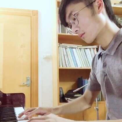 秋意浓 钢琴#音乐#