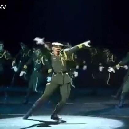 #舞蹈#中国军人跳藏族舞蹈 ,画风不一般😂@美拍小助手 喜欢请点赞+转发 更多精彩请关注微博:一起看MV