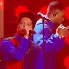 #我要上热门##音乐# 火星哥演唱会