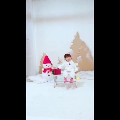 Sylvia拍摄冬款鞋子#宝宝#