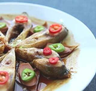 经常用脑,多吃鱼塞💪#吃货秀##低卡路里美食#