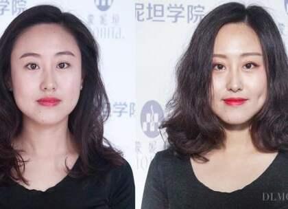 #大连蒙妮坦美发学校#大连蒙妮坦美发学校刘晓平老师亲自设计造型,发型决定你的气质,欢迎一起围观!😀😀😀😀😀