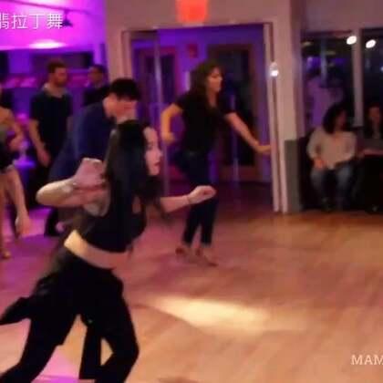 #油管搬运工#Mambo Shine class with Charlie Garcia y Melany Crystal#杭州salsa##杭州fiesta#