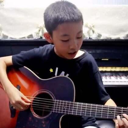 用童声来带大家回忆陪伴我们长大的一首歌《星晴》周董无敌。技术支持:@典雅Ai视频 #音乐##吉他弹唱#