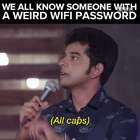 外国一小哥教你如何给家里的WiFi取个狂拽酷炫的密码!😂😂😂#搞笑#