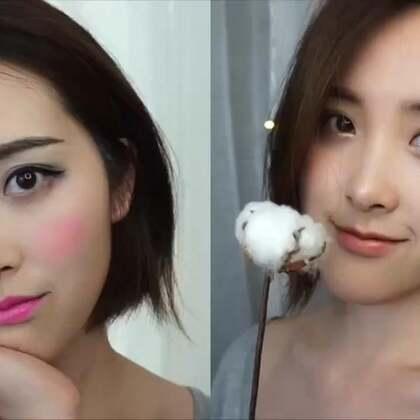 哈喽大家好!新手化妆容易出错的错误总集在这里🙋如果你也是像左边👈容易犯这些美妆方面的小错误,及时改正会让你离美丽更进一步哦!😘😘爱你们#化妆教程##我要上热门##美妆教程#