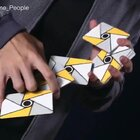 People Are Awesome :Amazing Cardistry Skills