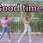 跟我家宝贝短短几遍合了一支舞😘😘#舞蹈# 中间我改编了一点点 多了一些配合😛#Good time#希望你们都喜欢 ❤记得点赞转发哦 😘么么哒!!