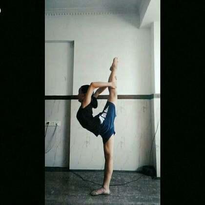 #舞蹈基本功#🐷🐷🐷🐷假视频ԅ(¯﹃¯ԅ)