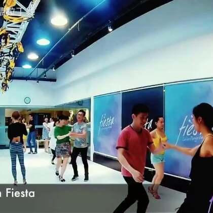 Bailemos in Fiesta 0810#杭州salsa##杭州bachata##杭州fiesta#
