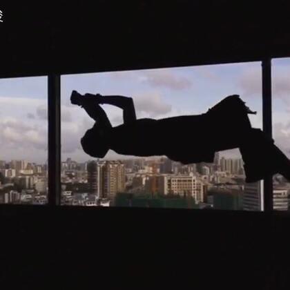 废墟跑酷合集#美拍运动季##我要上热门#