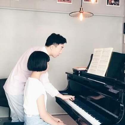 上课实况:肖邦练习曲op.25no.2 (1)