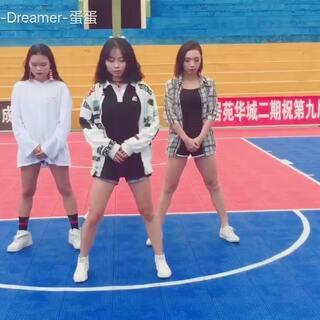 #西安Dreamer女团#舞蹈#ko ko bop#这是一小时没有镜子的境况排的,所以请嘴下饶人,么么哒!演出☎️微信同步:15829012428#@小冰#