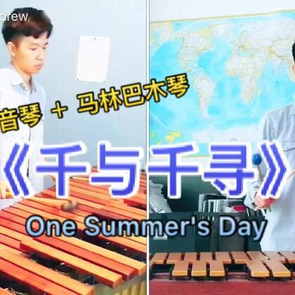 【流行马林巴】《千与千寻》One Summer's Day #U乐国际娱乐##热门##久石让#