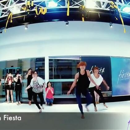 Bailemos in Fiesta 0814#杭州salsa##杭州bachata##lady styling#