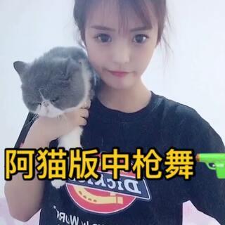 最佳拍档-庆丰🐈哈哈哈哈#《中枪舞》##阿猫拍有戏##热门#