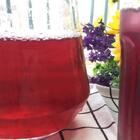 #美食#不用榨汁机也能喝上美味的葡萄汁哦🍹🍹