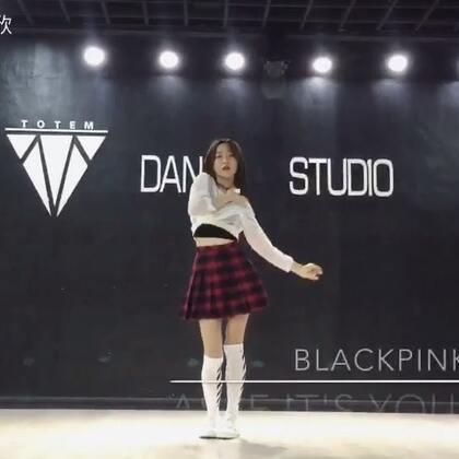 #舞蹈##BLACKPINK##As if it's your last# 粉墨的像最后一样~❤️ 再更新一遍~ 喜欢多多点赞哟 😘😘😘