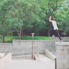 Just training#跑酷##运动#