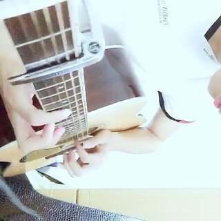 #指弹吉他##宿舍的日常#