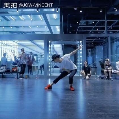 发挥比较好的一遍-最好的礼物,在@人参米舞蹈工作室 授课#舞蹈##JowVincent#