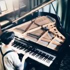#U乐国际娱乐#@啊哦刘雅婷 #钢琴#弹唱《疯人愿》小时候即使在老妈的威逼利诱一下也没办法在琴凳上老实呆半个小时,现在因为要弹唱男神的歌了才会好有动力练琴呀哈哈哈,下次你们想听啥🤔