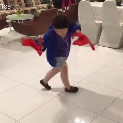 #宝宝#广场舞改版了😂