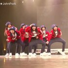 舞蹈大赛小学生组获胜团队!