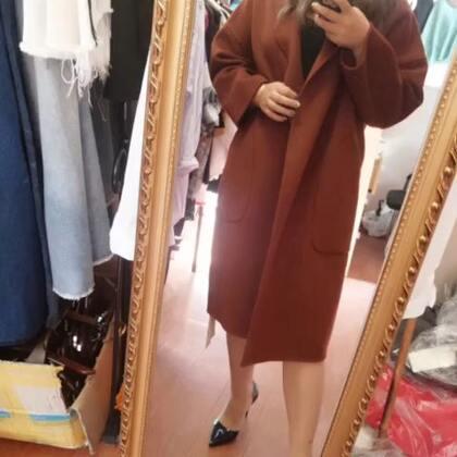 #穿秀#高大上双面羊绒