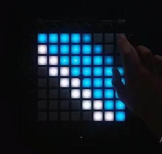 【3星】Charlie Puth - Attention (Launchpad Cover) 歌很棒哦~ 很好听 #launchpad##abletive#