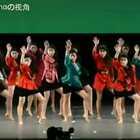 日本高中舞蹈大赛的一段表演, 满满的80年代迪厅风格, 简直有毒啊!😂