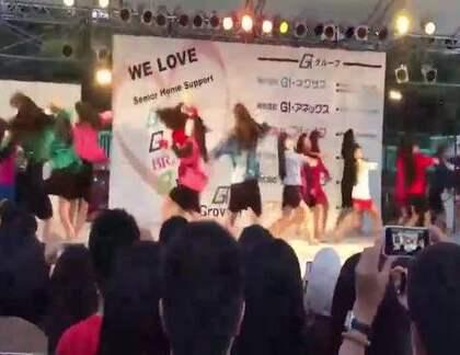 日本80年代迪厅风舞蹈现场版