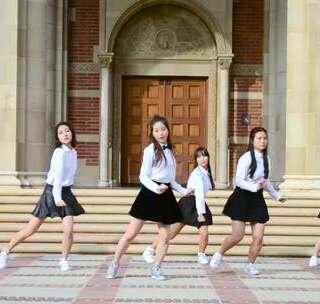 【Koreos舞团】GFRIEND - Rough 翻跳✨✨ 夏天已经快要结束了 你们对夏天有没有那么的不舍? Koreos的制服小姐姐们来让你们更加不舍吧💘 喜欢我们的话就点赞并分享哦✨ #gfriend##kpop##翻跳#